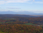 The Catskills from Stissing Mountain