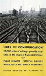 Lines of communication rail in war