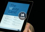 Faber launches The Waste Land app - video  Books  guardian.co.uk - Mozilla Firefox 672011 60815 AM