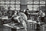 Early Childhood (Nursey) classroom 1941