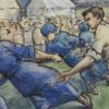 Women Artists of WW1: Nellie Isaac